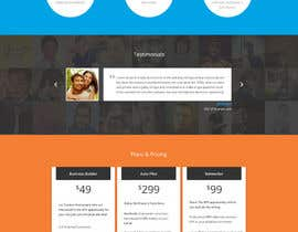 #5 untuk Technology company seeks website redesign. Ongoing work possible. oleh anilsingh2chd