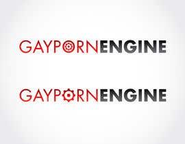 #132 para Gay Adult Logo Design por FEDERICOSAEZ