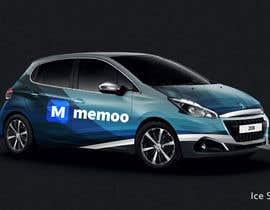 nº 63 pour Graphic streamers for car (Peugeot 208) par leiidiipabon24