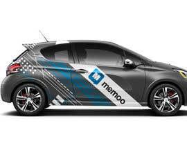 nº 23 pour Graphic streamers for car (Peugeot 208) par paulpetrovua