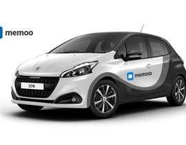 nº 30 pour Graphic streamers for car (Peugeot 208) par gopiranath