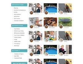 Nro 11 kilpailuun Design a Website+app Mockup käyttäjältä Bkmraj