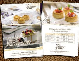 #43 untuk Flyer Design for Country Chef Desserts Pty Ltd oleh Jabinhossain