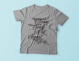 Nro 88 kilpailuun Super Easy T-Shirt Design käyttäjältä Exer1976