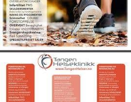 #11 untuk Redesign et folder for en helseklinikk oleh JoaoPedroPereira