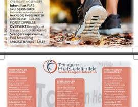 #14 untuk Redesign et folder for en helseklinikk oleh JoaoPedroPereira