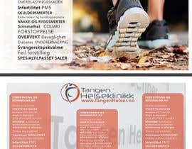 #15 untuk Redesign et folder for en helseklinikk oleh JoaoPedroPereira