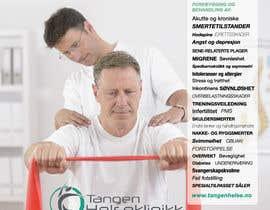 #5 untuk Redesign et folder for en helseklinikk oleh anthonyrosario