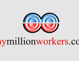 #212 for Logo Design for mymillionworkers.com af vrd1941