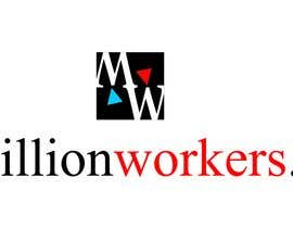 #209 for Logo Design for mymillionworkers.com af vrd1941