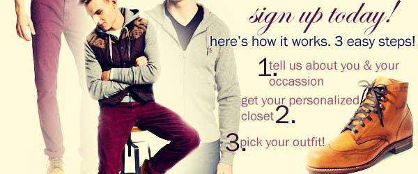 Konkurrenceindlæg #                                        59                                      for                                         Banner Ad Design for HelpDressYou.com (under redesign)
