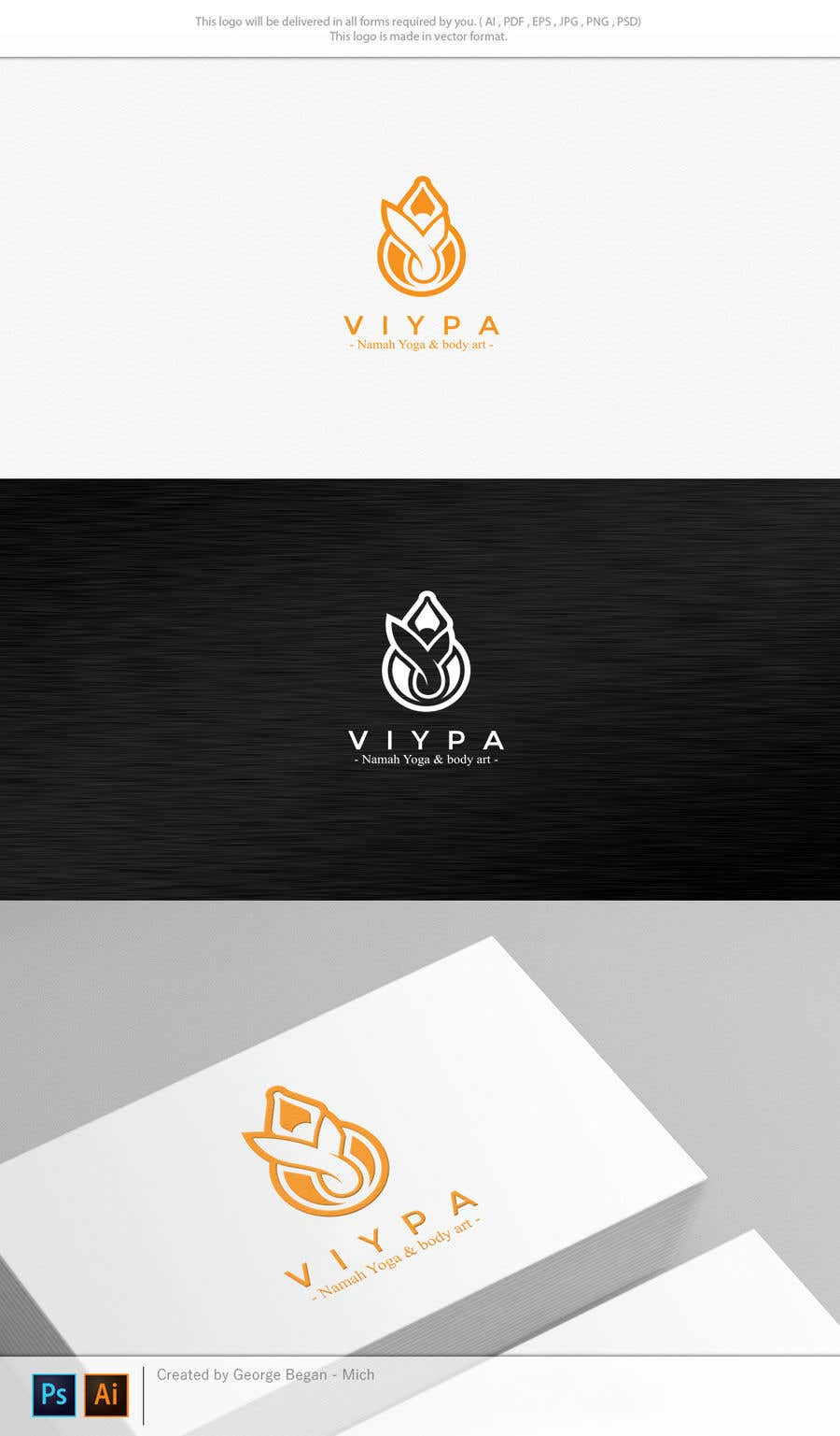 Contest Entry #116 for Design a Logo for VIYPA
