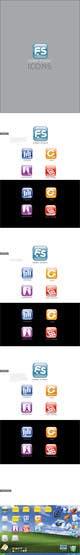 Icône de la proposition n°                                                32                                              du concours                                                 Application Icons for Forex Studio (Windows software)