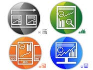 Graphic Design Konkurrenceindlæg #149 for Application Icons for Forex Studio (Windows software)