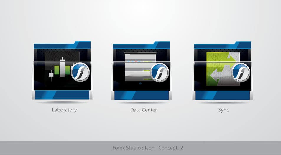 #201 for Application Icons for Forex Studio (Windows software) by TecImag