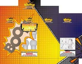 #12 for Creative graphic designer needed for new product box artwork - 4 Piece set by SabreToothVision