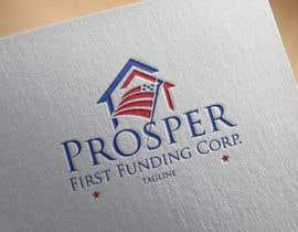 Nro 43 kilpailuun Design a Logo for Prosper First Funding Corp. käyttäjältä Mykytsei