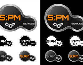 nº 292 pour Logo Design for 5:PM serious par coreYes