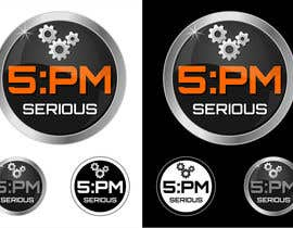 #263 para Logo Design for 5:PM serious por coreYes