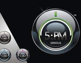 #327 para Logo Design for 5:PM serious por Smartcreator