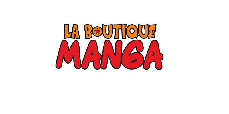 Penyertaan Peraduan #49 untuk Create a logo for my e-shop / Création d'un logo pour ma boutique en ligne