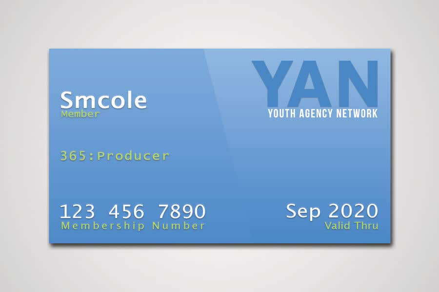 Entry #70 by sobuj350 for Membership Card Design | Freelancer
