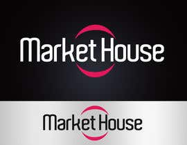 nº 103 pour Logo Design for Market House par Jevangood