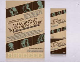 #34 para Graphic Design for TicketPrinting.com WOMEN'S HISTORY MONTH POSTER & EVENT TICKET por thuanbui