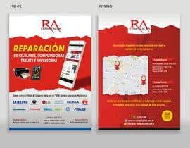 #14 for Diseñar un folleto de servicio técnico by Rasekmaster77