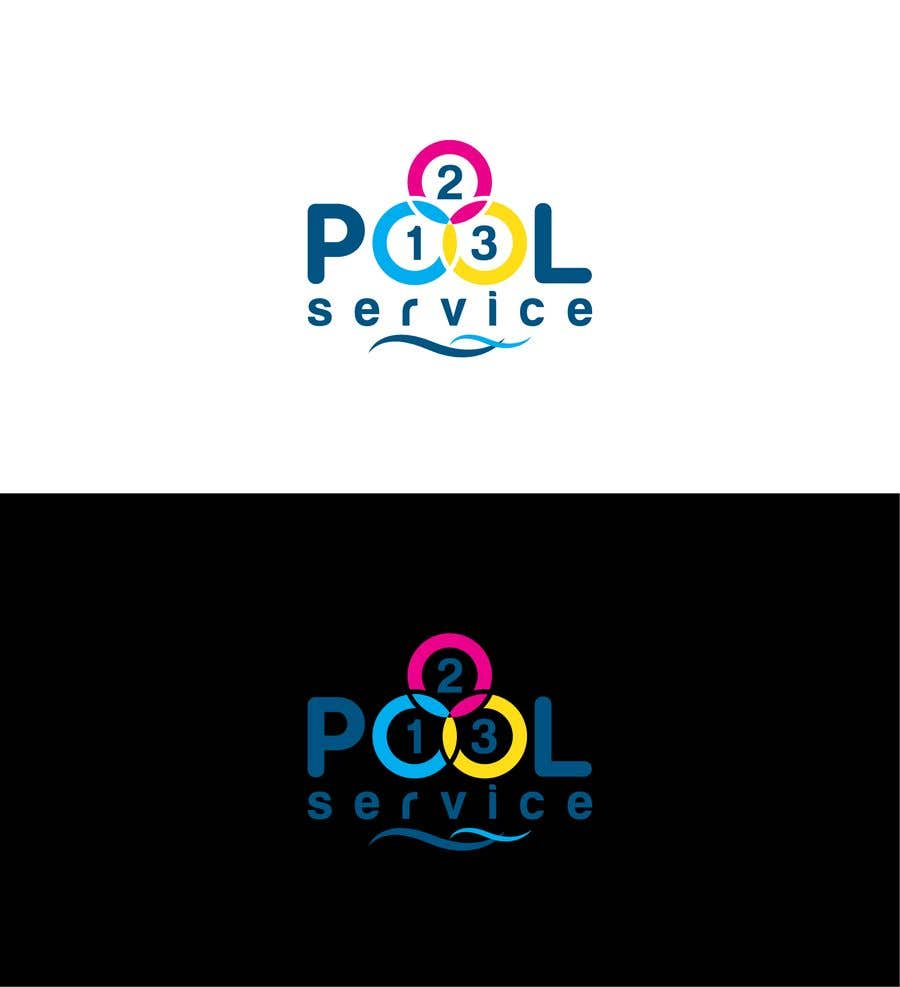 pool service logo. Contest Entry #150 For Pool Service 123 Logo