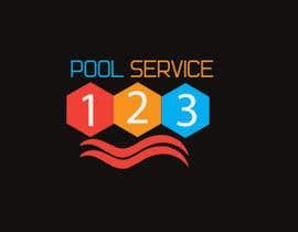 #198 para Pool Service 123 Logo de misony55