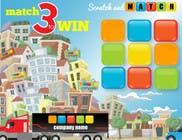 Online scratch card design için Graphic Design19 No.lu Yarışma Girdisi