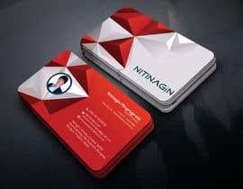 #32 para Design some Business Cards for Nitinagin de mrmridha1