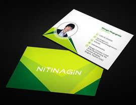 #45 para Design some Business Cards for Nitinagin de idzine2050