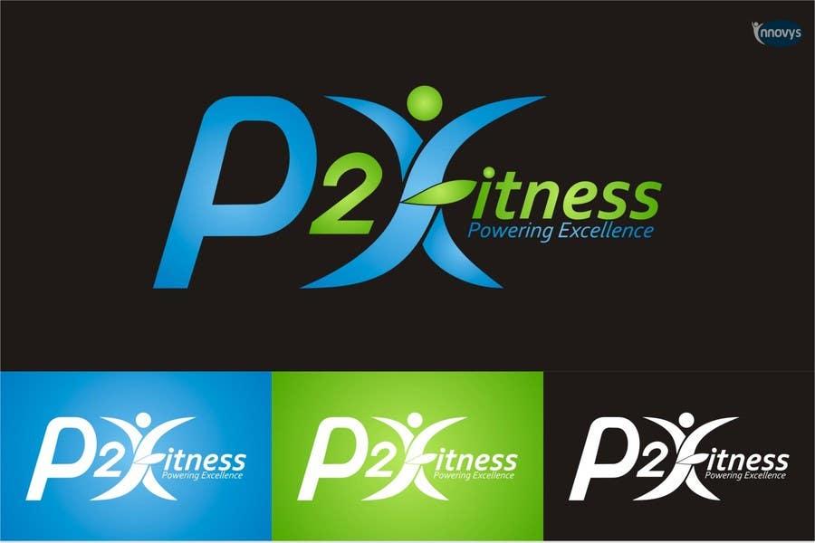 Bài tham dự cuộc thi #205 cho Logo Design for power 2 excel fitness