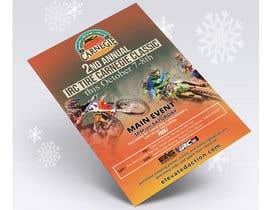 #15 untuk Design a poster for a motorsports event! oleh SmartBlackRose