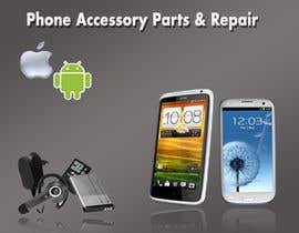 #30 untuk Banner Ad Design for Phone accessory and Parts oleh arshidkv12