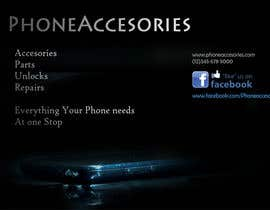 #18 untuk Banner Ad Design for Phone accessory and Parts oleh happie