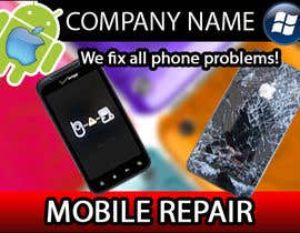 #23 cho Banner Ad Design for Phone accessory and Parts bởi Brieg