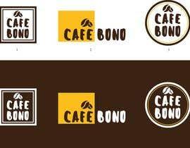#722 for Design a Logo - Cafe Bono by frasia