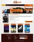 Contest Entry #4 for Website Design for eMovie - Online Movie Streaming