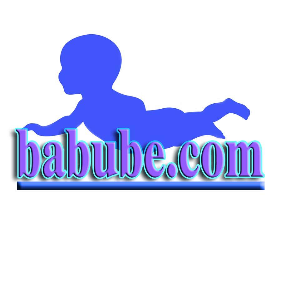 Penyertaan Peraduan #                                        39                                      untuk                                         Design a new logo for babube.com