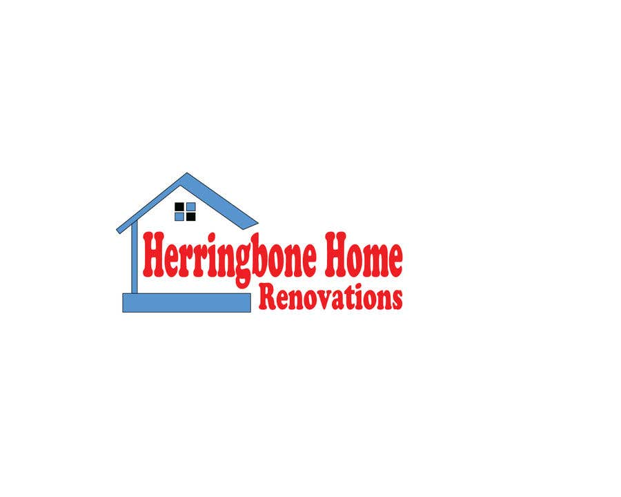 Entry 38 By Jensmark For Design Logo For A Home Renovation
