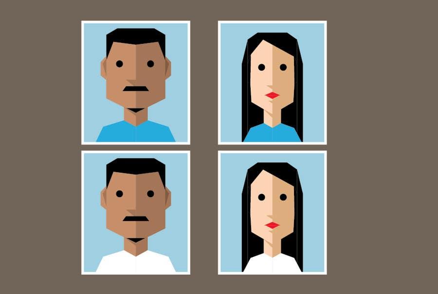 Entrada de concurso de Corporate Identity #38 para E Khattaba Character