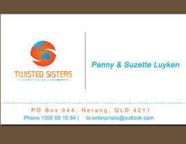 #2 para Design  Business Cards double sided por Toy20