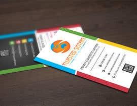 #20 para Design  Business Cards double sided por makiskyrkos