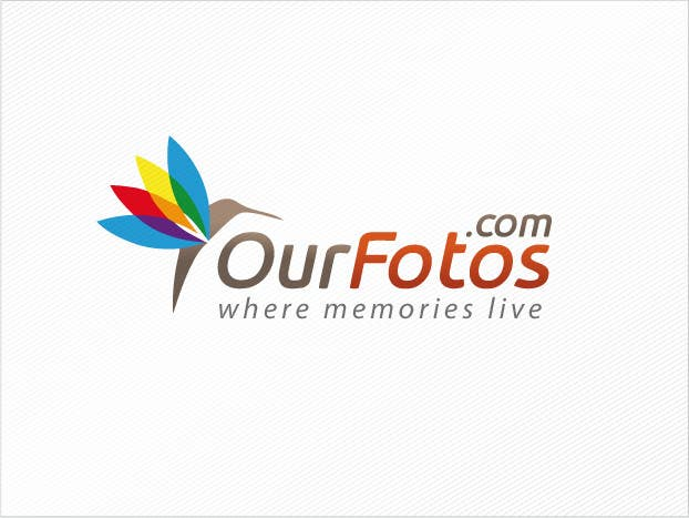 Конкурсная заявка №43 для Logo Design for OurFotos.com - where memories live.