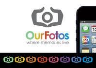 Graphic Design Inscrição do Concurso Nº42 para Logo Design for OurFotos.com - where memories live.
