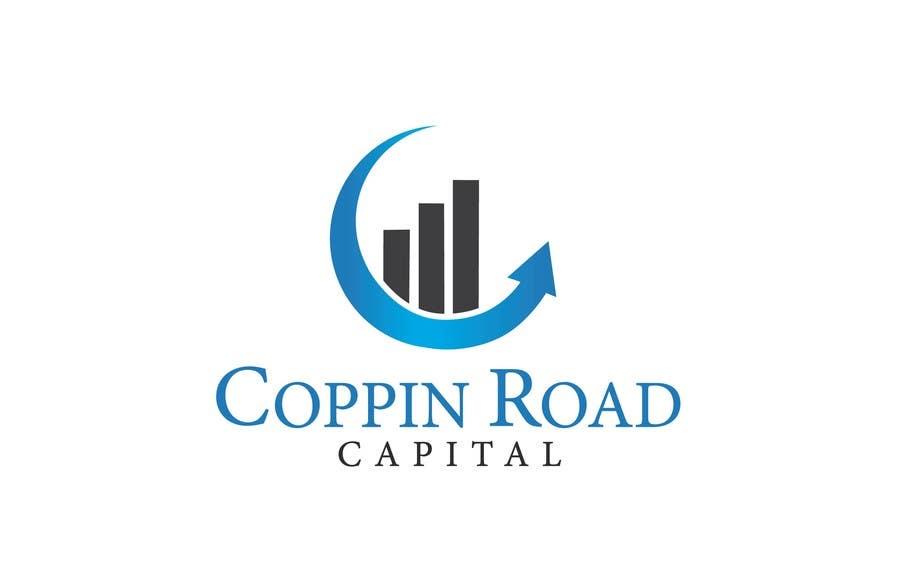 """Intrarea #152 pentru concursul """"Logo Design for Coppin Road Capital"""""""