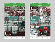 Graphic Design Contest Entry #1 for Re-design App Home Screen